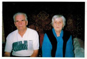 1.Супруги Петриченко 2009г.