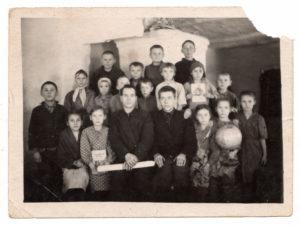 1952.05.27 Ерофеев В.Ф. - школьный учитель.