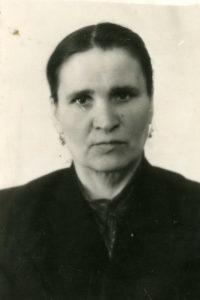 2.Елена Матвеевна-1955 г.