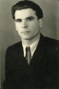 6.Павел Максимович- начало 1960-х